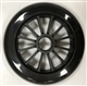 125mm x 85a Yak Noir Scooter/Inline Race Wheel