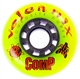76mm x 74a VOLCANIX FLY TRAP COMP Hockey Wheel