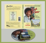 "Bob Ross ""Peace Offerings of Summer"" DVD"