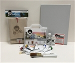 Bob Ross Basic Paint Set with Extras  (U.S. 48 States Only)
