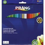 Prang Colored Pencils (50 count)