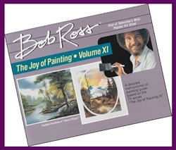 Joy Of Painting Book - Series 11