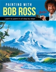Painting with Bob Ross-Book