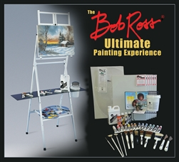The Ultimate Bob Ross Painting Package  (48 States Only)