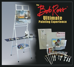 The Ultimate Bob Ross Painting Package (Canada, AK, HI & PR Only)