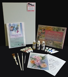 Joy Of Painting Flowers Special Package Deal!