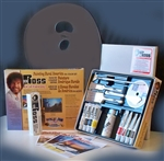Bob Ross Rural America Paint Set with Extras  (Canada, AK, HI and PR)