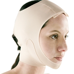 Surgical Face Mask with Split Hood and no Neck Support