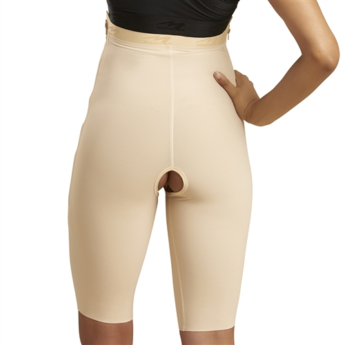 1st Stage High-Waisted Girdle with Thigh Length Legs LGS