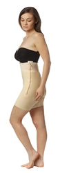 1st Stage High Waisted Girdle with Mid Thigh Length Leg