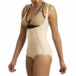 1St Stage Girdle with Suspenders, High Back & No leg Coverage