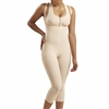 2nd Stage Girdle with Suspenders, a High Back & Mid-Calf Length Leg Coverage