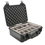 Pelican 1454 Case with Padded Dividers