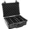 Pelican 1524 Case with Padded Dividers