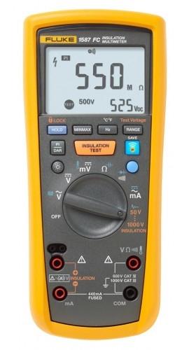 Fluke 1587 FC Insulation Multimeter (Megger)