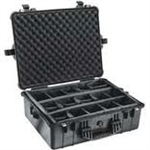 Pelican 1604 Case w/Padded Dividers