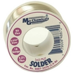 MG Chemicals 4887-227G 1/2lb Roll Solder