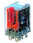 Releco C7A20X/24DC Relay 2-pole 24VDC with LED