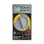 Circuit Test DMR-1100B DMM - Basic with Continuity Buzzer & Battery Test