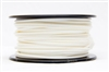 3D Printer Filaments - White HIPS (1.75mm dia) 0.5kg Spool