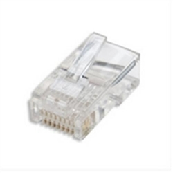 100-Pack Cat5e RJ45 Modular Plugs