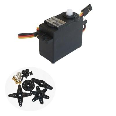 Arduino Servo Motor, Plastic Gears, 360 degrees