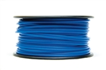 3D Printer Filaments - Blue PLA (1.75mm dia) 1kg Spool