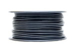 3D Printer Filaments - Black PLA (3.0mm dia) 1kg Spool