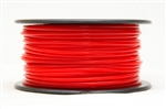 3D Printer Filaments - Red PLA (3.0mm dia) 1kg Spool