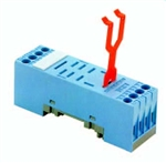Releco S7-C Relay Socket for Miniature 2-pole Relay