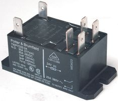 tyco potter brumfield t92s11a22 120 dpdt power relay. Black Bedroom Furniture Sets. Home Design Ideas