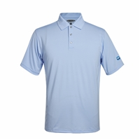 Mens Pebble Beach Fineline Stripe Jersey Polo