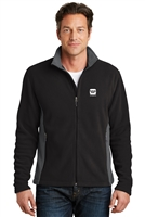 Men's Port Authority Colorblock Value Fleece Jacket
