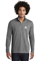 Men's Sport-Tek PosiCharge Tri-Blend 1/4-Zip Pullover
