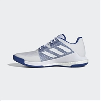 ADIDAS CRAZYFLIGHT WHITE ROYAL WOMENS VOLLEYBALL