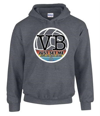 VOLLEYBALL HOODIE SET ME