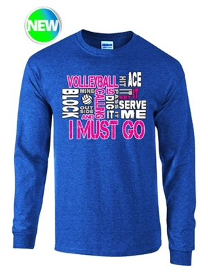 VB is Calling Long Sleeve