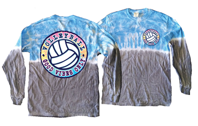 Volleyball Tye Dye