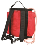 Weaver Back Pack Rope Bag