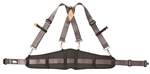 Weaver Logging Belt & Suspenders