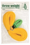 Weaver 12 oz. Throw weight & 150' Throw Line Kit