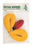 Weaver 16 oz. Throw weight & 150' Throw Line Kit