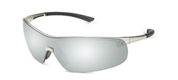 Ingot™ Silver Mirror Safety Glasses