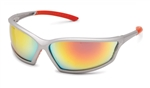 Protective Eyewear 4X4 Sunset Red Mirror