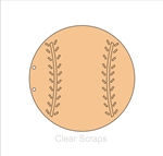 Baseball Chip Album