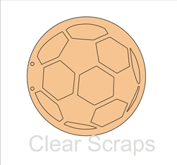 Soccerball Chip Album