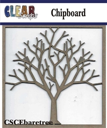 Bare Tree Chipboard Embellishments