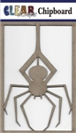 Spider Chipboard Embellishments