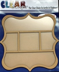 Deco Printer Tray Frame