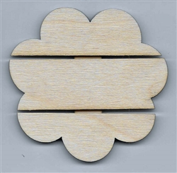 Flower Mini Pallet Shape